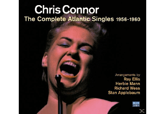 Chris Connor - Complete Atlantic Singles - (CD)