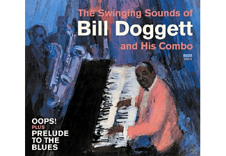 Bill & His Combo Doggett - Oops/Prelude To The Blues - (CD)