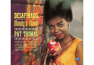 Pat Thomas - Desafinado/Moody's Blues - (CD)