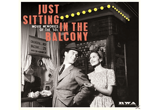 VARIOUS - Just Sitting In The Balcony - (CD)