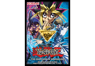 Yu-Gi-Oh! 50 Card Sleeves - The Dark Side of Dimensions