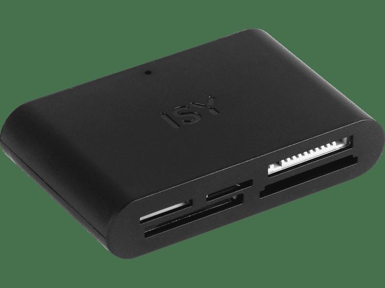 ISY ICR-1100 2 σε 1 Card Reader laptop  tablet  computing  περιφερειακά card reader