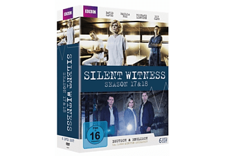 Silent Witness - Staffel 17 & 18 - (DVD)