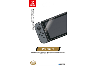 HORI Nintendo Switch Premium, Schutzfolie, Transparent