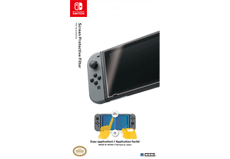 HORI Nintendo Switch, Schutzfolie, Transparent