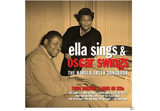 Ella & Oscar Fitzgerald - Ella Sings & Oscar Swings - (CD)