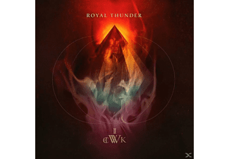 Royal Thunder - Wick - (CD)