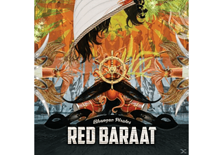 Red Baraat - Bhangra Pirates - (CD)