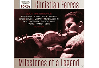 VARIOUS, Christian Ferras - Christian Ferras-Milestones of a Legend - (CD)