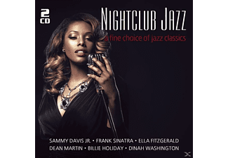VARIOUS - Nightclub Jazz - (CD)