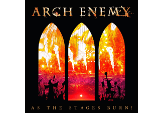 Arch Enemy - As the Stages Burn! (Special Edition) (CD)