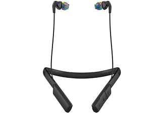 SKULLCANDY Method wireless, In-ear Headset, Headsetfunktion, Bluetooth, Schwarz/Grau
