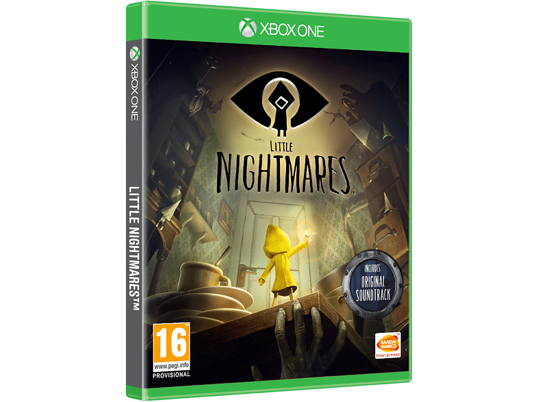 Little Nightmares Xbox One gaming games xbox one games