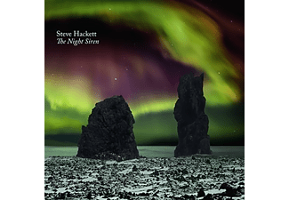 Steve Hackett - The Night Siren (CD)