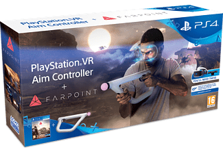 Farpoint VR (inkl VR Aim Controller) PS4