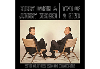 Bobby & Johnny Mer Darin - Two Of A Kind (Expanded) (CD)