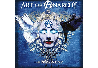 Art of Anarchy - The Madness (Special Edition) (Digipak) (CD)