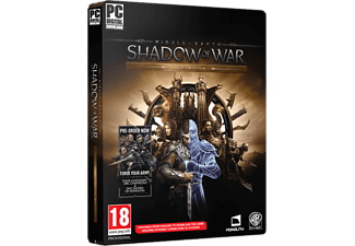 Middle-earth: Shadow of War - Gold Edition PC