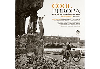 VARIOUS - Cool Europa (2LP/Gatefold) - (Vinyl)