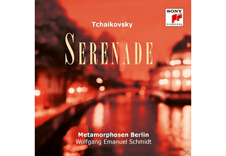 Metamorphosen Berlin - Tchaikovsky: Serenade - (CD)