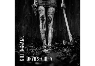 Killing Age - Devil's Child - (CD)