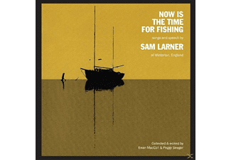 Sam Larner - Now Is The TIme For Fish - (CD)