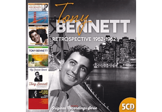 Tony Bennett - Retrospective 1952-1962 - (CD)