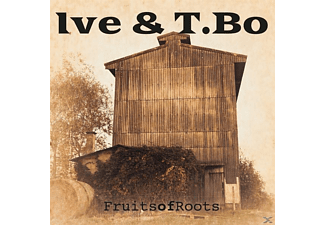 Ive & T.Bo - Fruits Of Roots - (CD)