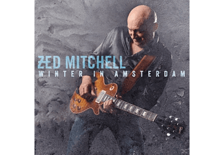 Zed Mitchell - Winter In Amsterdam - (CD)