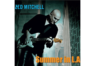 Zed Mitchell - Summer In L.A. - (CD)