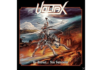Voltax - No Retreat...You Surrender - (CD)