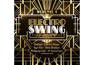 VARIOUS - Electro Swing Tunes Vol.1 - (CD)
