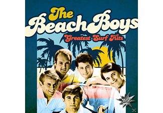 The Beach Boys - Greatest Surf Hits - (Vinyl)