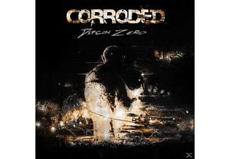 Corroded - Defcon Zero (Digipack) - (CD)