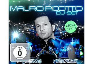 Mauro Picotto - Mauro Picotto DJ Set.2CD+DVD - (CD + DVD Video)