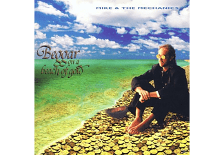 Mike & The Mechanics - Beggar On a Beach of Gold - (CD)