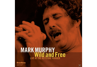 Mark Murphy - Wild and Free - (CD)