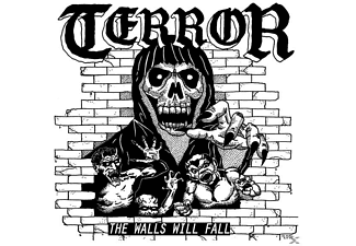Terror - The Walls Will Fall EP - (CD)