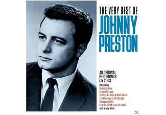 Johnny Preston - Very Best Of - (CD)