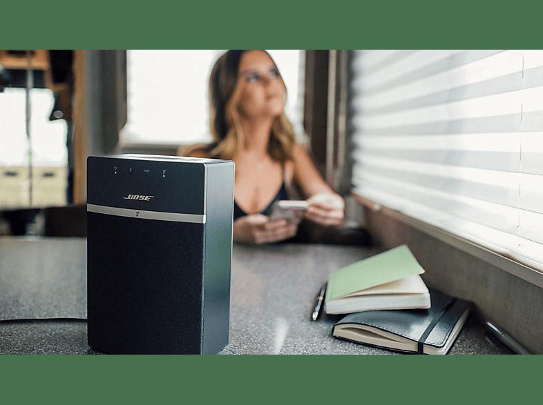 BOSE SoundTouch™ 10 Wi-Fi® fekete hangszóró