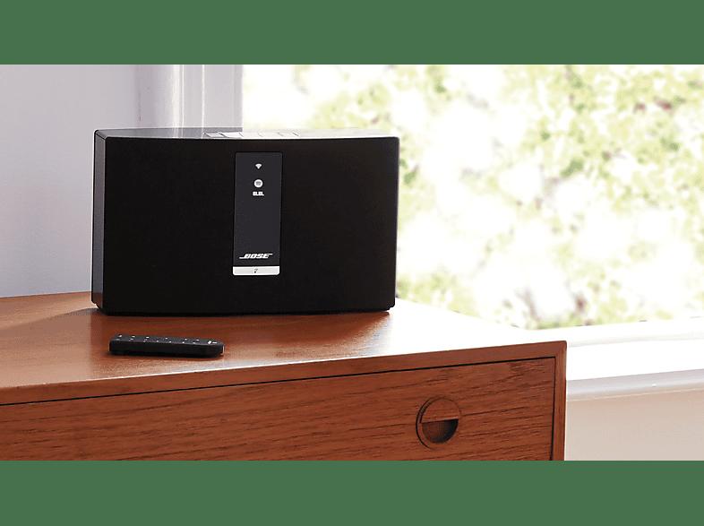 BOSE SoundTouch™ 20 Széria III Wi-Fi® fekete hangszóró