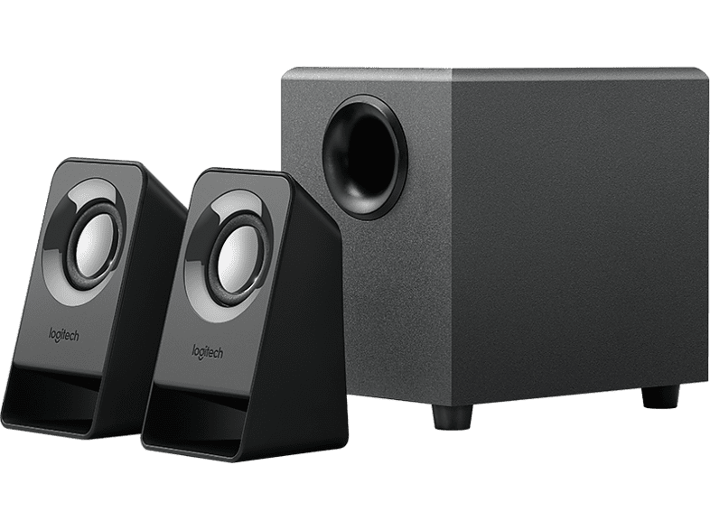 LOGITECH Z211 2.1 speaker system with USB operation - (980-001269) laptop  tablet  computing  περιφερειακά ηχεία