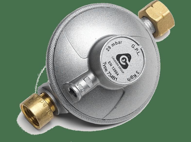 LA GERMANIA Ρυθμιστής Πίεσης - 29mbar / 3kg/h οικιακές συσκευές   offline αξεσουάρ οικιακών συσκευών οικιακές συσκευές κουζίνε
