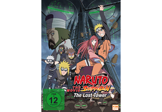 Naruto - Shippuden: The Movie 4 - The Lost Tower - (DVD)