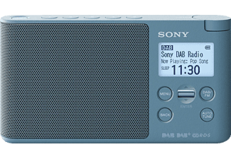 SONY XDR-S 41 D, Radio