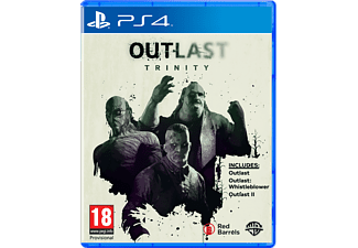 Outlast: Trinity PS4