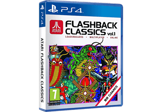 Flashback Classics Vol.1 PS4