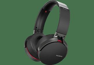 Bluetooth HiFi Oordopjes Sony Over Ear Zwart