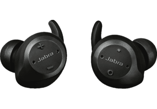 JABRA Elite Sport True Wireless Smart Earphones Schwarz