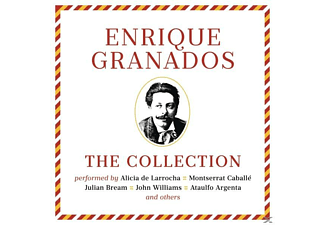 Granados/Caballé/Bream/Williams/de Larrocha/+ - The Enrique Granados Collection - (CD)